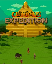 The Curious Expedition jaquette