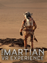 The Martian jaquette