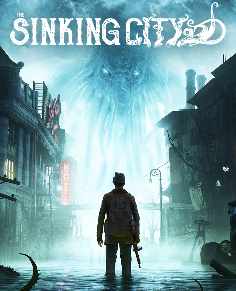 The Sinking City jaquette