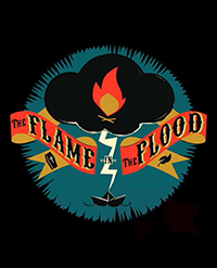 The Flame in the Flood jaquette