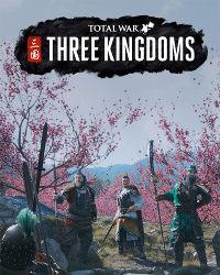 Total War : Three Kingdoms jaquette