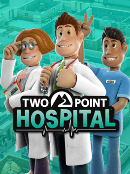 Two Point Hospital jaquette