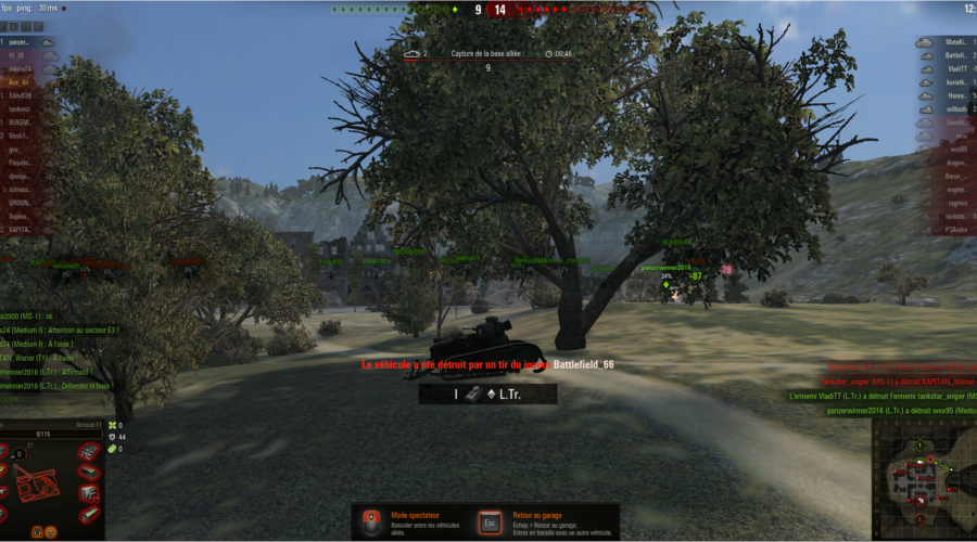 world of tanks  un jeu de chars de combat