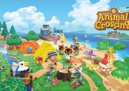 Nintendo Direct Animal Crossing New Horizons