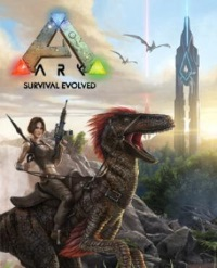 Ark: Survival Evolved jaquette
