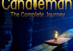 Candleman : The complete journey logo