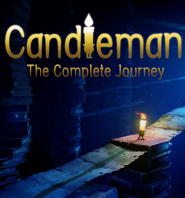 Candleman : The Complete Journey jaquette