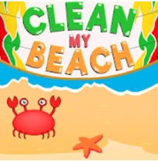 Clean my Beach jaquette