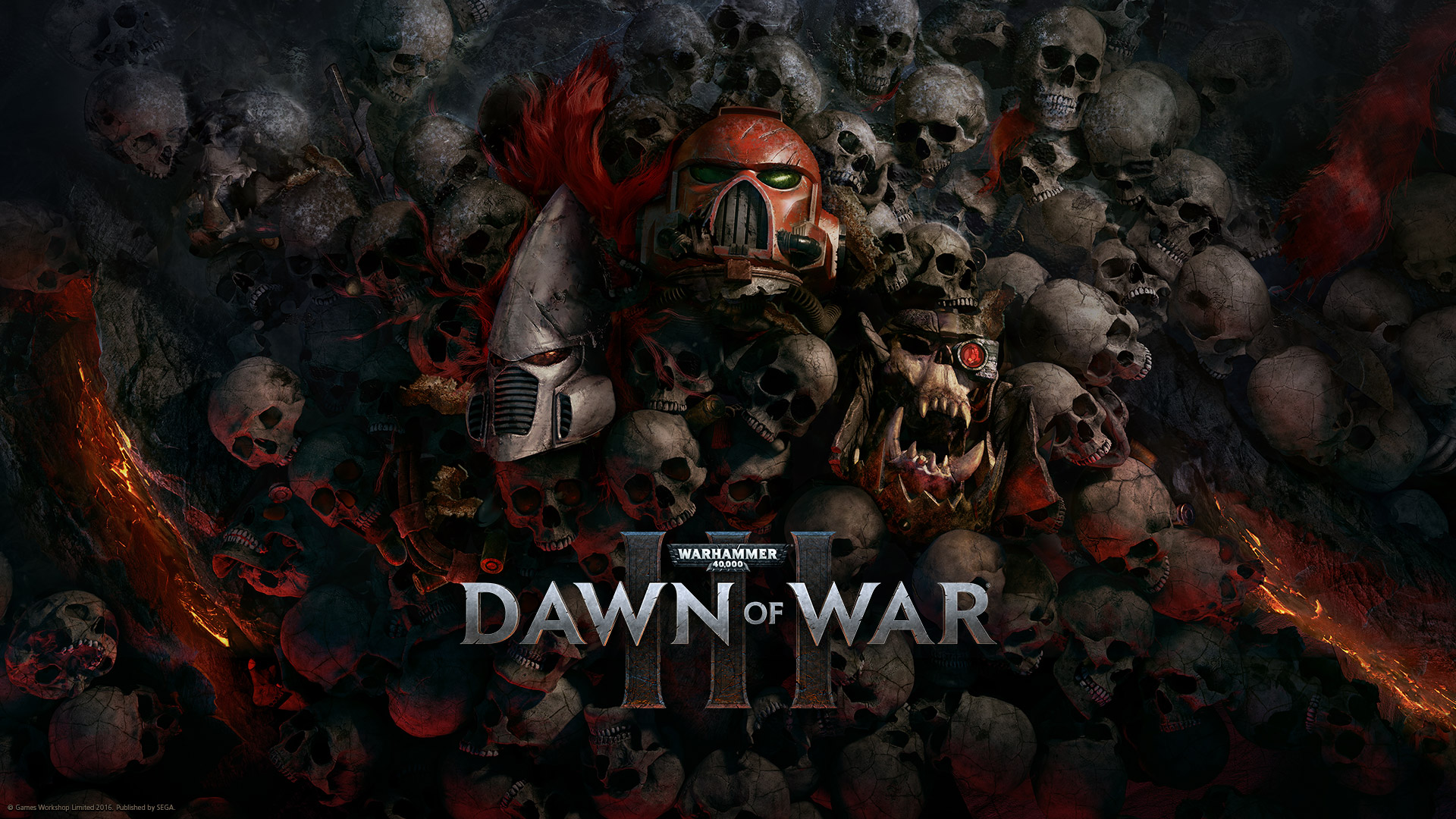 Dawn of War III jaquette