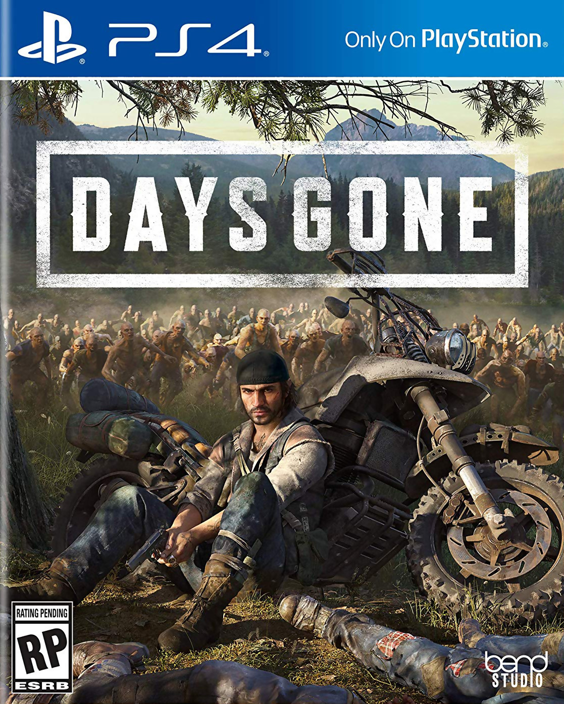 Days Gone jaquette