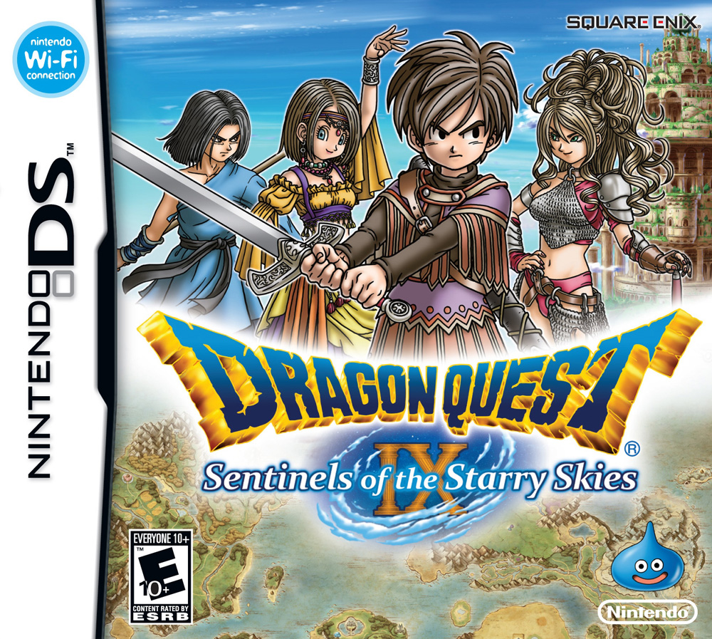 Dragon Quest XI jaquette