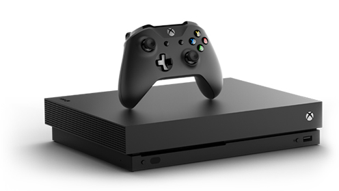 Xbox One jaquette