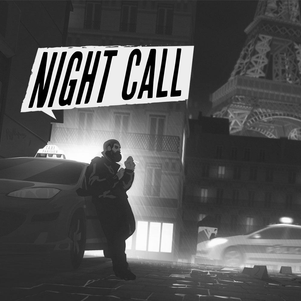 Night Call jaquette