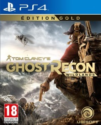 Ghost Recon : Wildlands jaquette