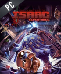 The Binding of Isaac: Repentance jaquette