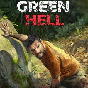 Green Hell jaquette
