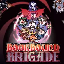 Bookbound Brigade jaquette