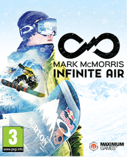 Mark McMorris Infinite Air jaquette