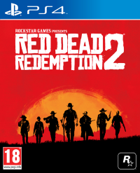 Red Dead Redemption 2 jaquette