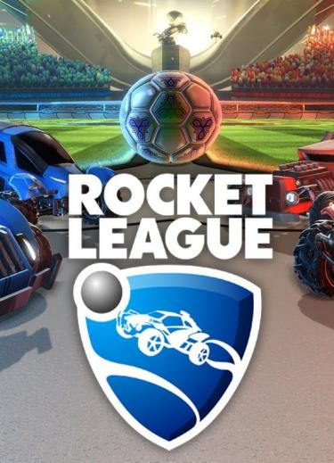 Rocket League jaquette