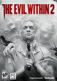 The Evil Within 2 jaquette