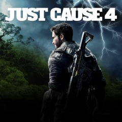 Just Cause 4 jaquette