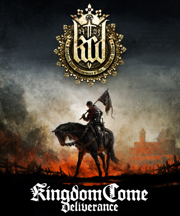 Kingdom Come: Deliverance jaquette