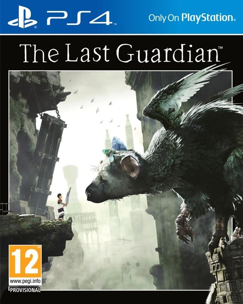 The Last Guardian jaquette