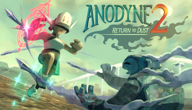 Anodyne 2 : Return to Dust jaquette