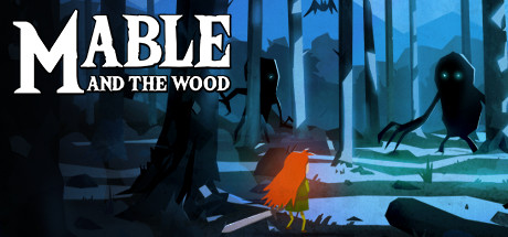 Mable and the Wood jaquette