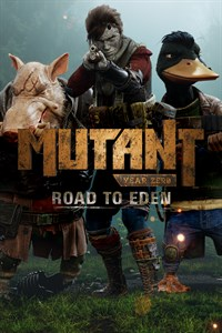 Mutant Year Zero : Road To Eden jaquette