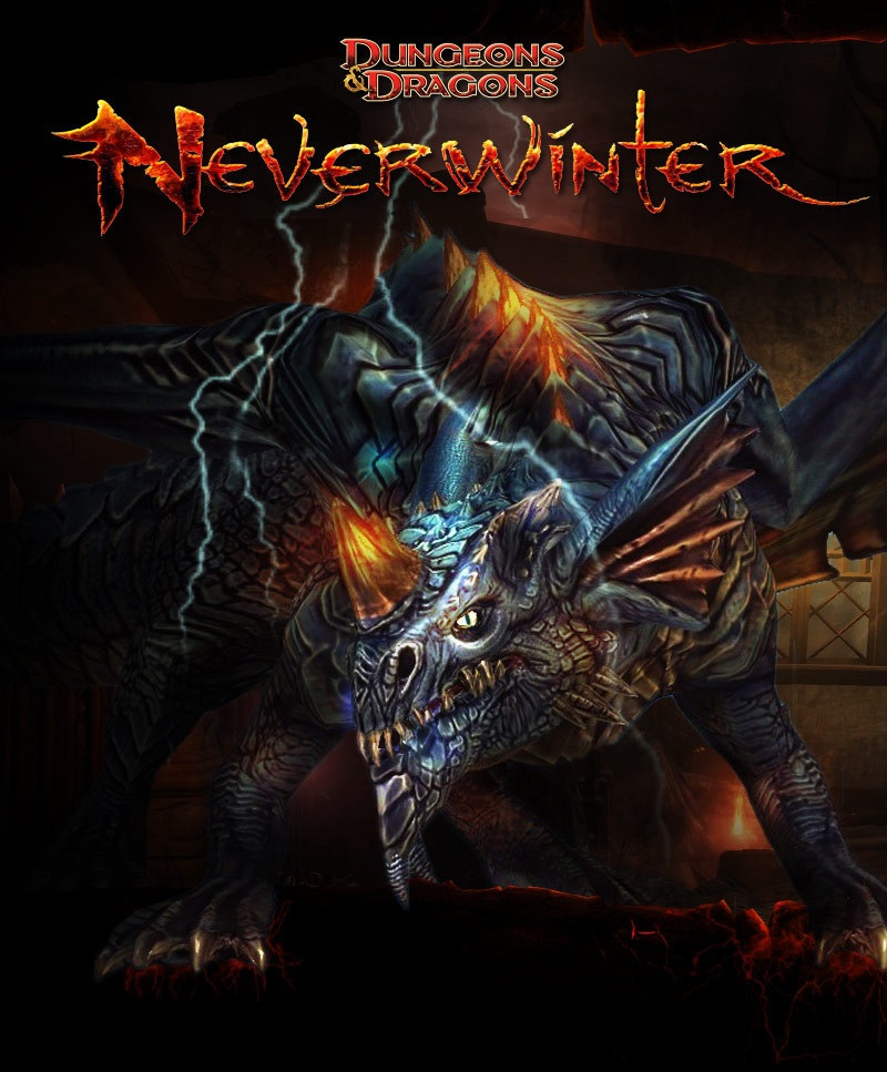 Dungeons & Dragons : Neverwinter jaquette