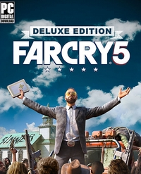 Far Cry 5 jaquette