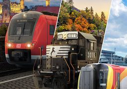 Train Simulator 2020 - Une belle locomotive mais pour peu de wagons