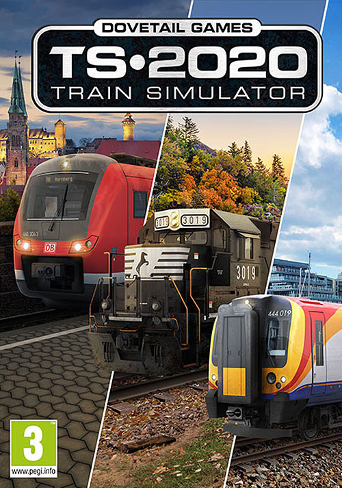 Train Simulator 2020 jaquette