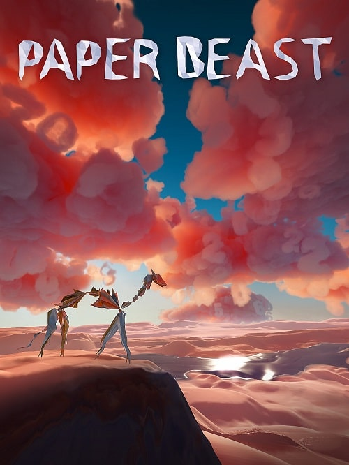 Paper Beast Folded Edition jaquette