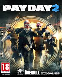 PayDay 2 jaquette