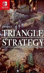 Project Triangle Strategy jaquette