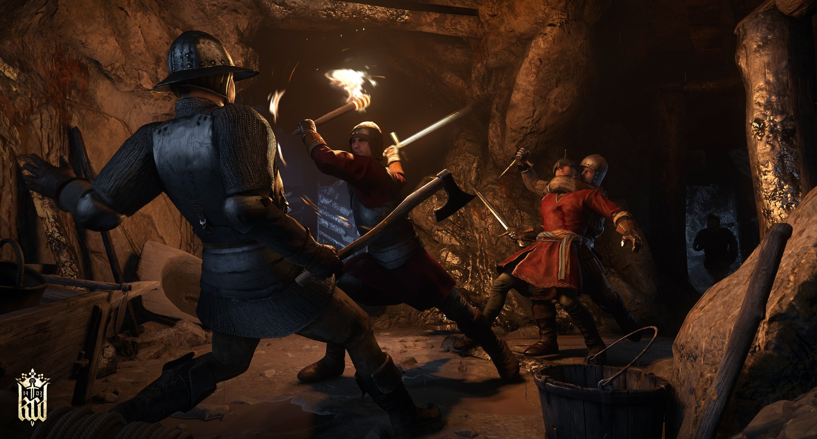 Kingdom Come: Deliverance Combat 2