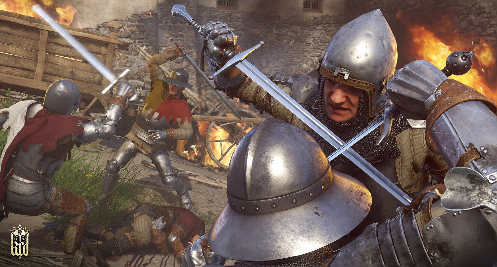 Kingdom Come: Deliverance Combat 3