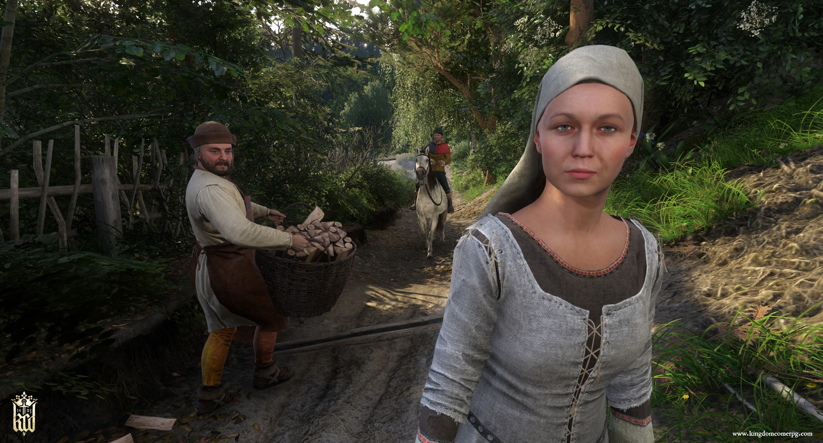 Kingdom Come: Deliverance Perception 3