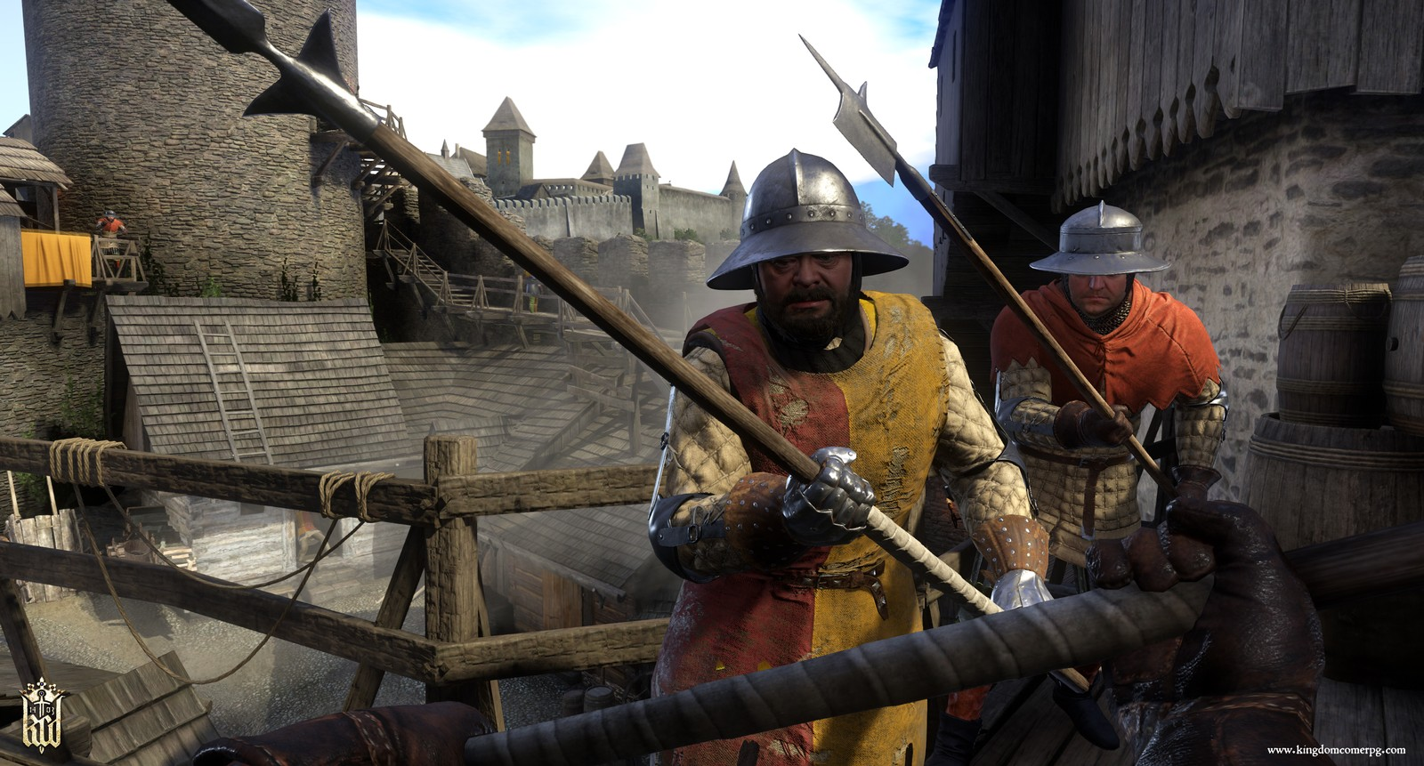 Kingdom Come: Deliverance Combat 4