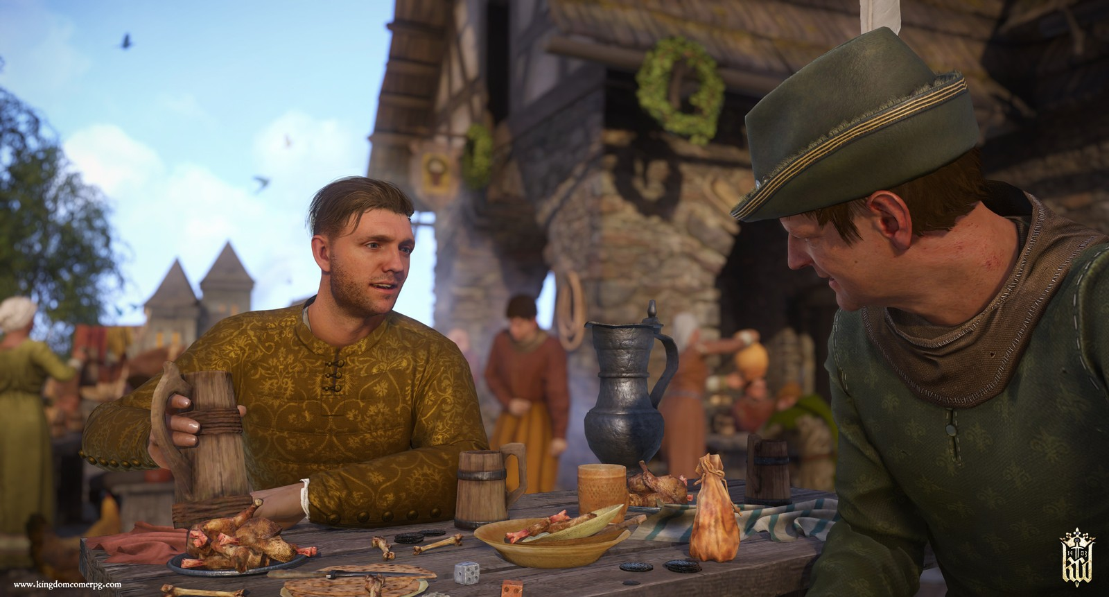 Kingdom Come: Deliverance Perception 1