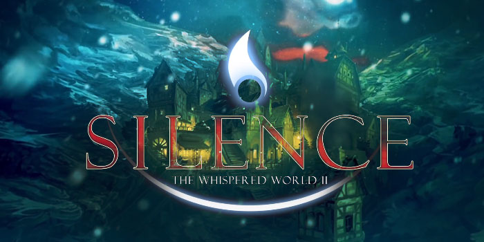 Silence, the Whispered World 2 jaquette