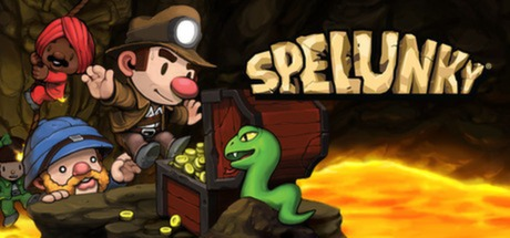 Spelunky jaquette