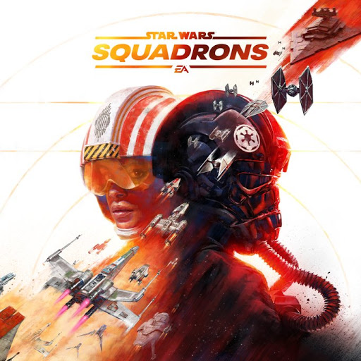 Star Wars: Squadrons jaquette