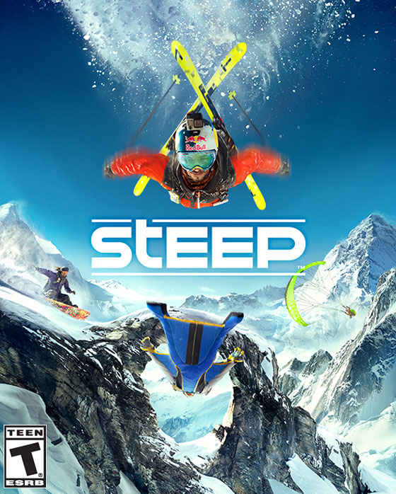 Steep jaquette