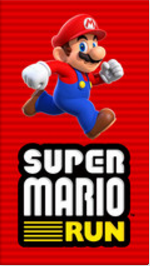 Super Mario Run jaquette