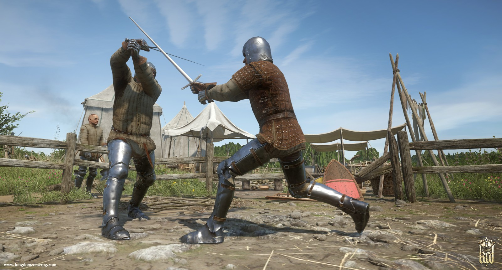 Kingdom Come: Deliverance Combat 1