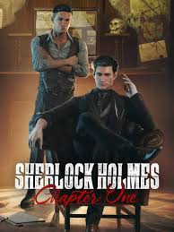 Sherlock Holmes Chapter One jaquette